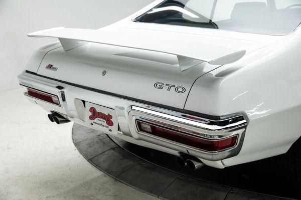 1970 Pontiac GTO  for Sale $48,950