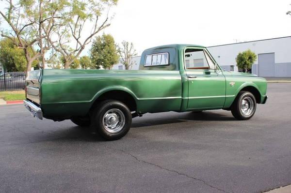 1967 Chevrolet C/K 10 Series  for Sale $13,900