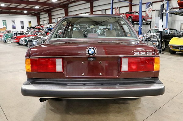 1986 BMW 325  for Sale $8,900