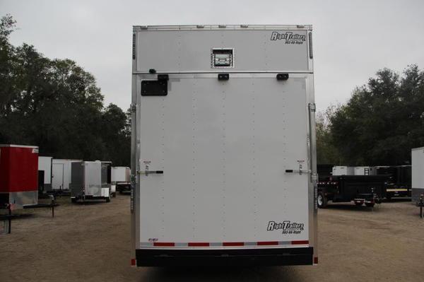 8.5x30 Stacker Race Trailer - Pro Loaded Package - $30,999
