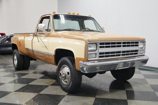 1986 Chevrolet K30 4x4  for Sale $34,995
