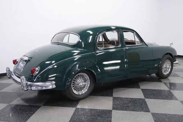 1957 Jaguar Mark I Saloon  for Sale $32,995