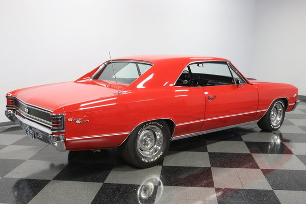 1967 Chevrolet Chevelle SS 396  for Sale $62,995