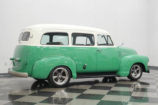 1951 Chevrolet Suburban Carryall  for Sale $44,995