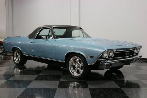 1968 Chevrolet El Camino SS 396  for Sale $35,995