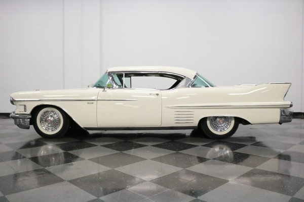 1958 Cadillac Series 62  for Sale $31,995