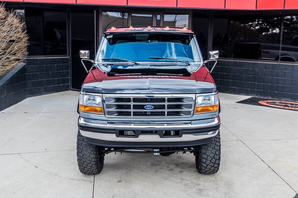 1995 Ford F-350 XLT 4X4 Pickup  for Sale $59,900