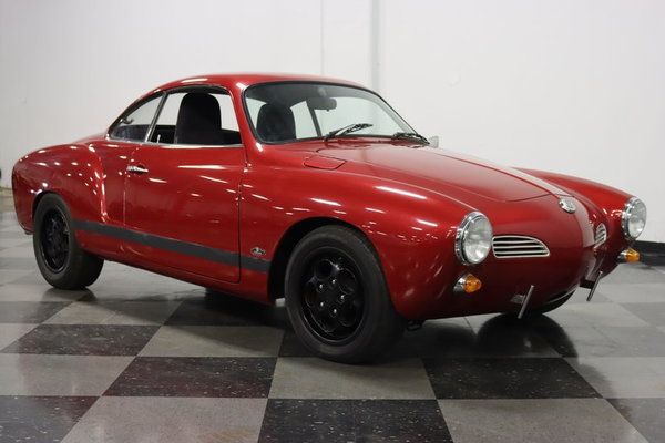 1969 Volkswagen Karmann Ghia  for Sale $16,995