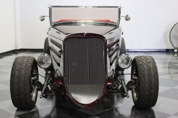1933 Ford Roadster Streetrod  for Sale $41,995