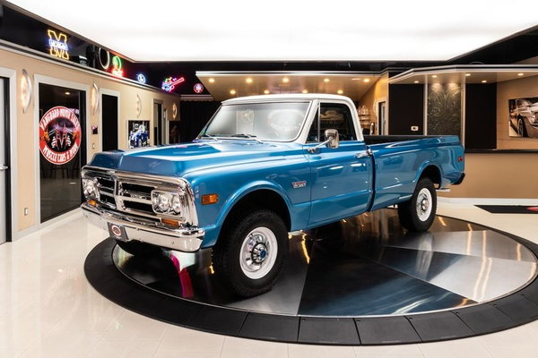 1972 GMC 2500 4X4 Pickup  for Sale $59,900