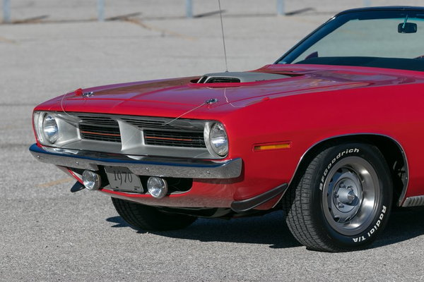 1970 Plymouth Barracuda  for Sale $89,995