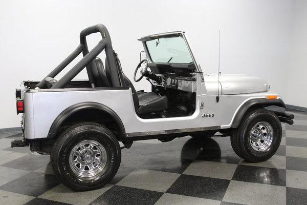 1985 Jeep CJ7  for Sale $18,995