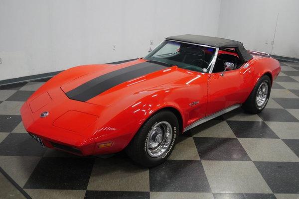 1974 Chevrolet Corvette Convertible  for Sale $29,995