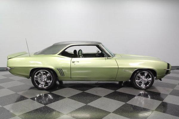 1969 Chevrolet Camaro SS 350  for Sale $32,995