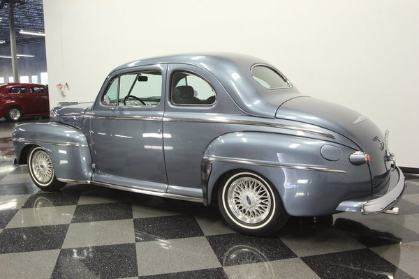 1947 Ford Deluxe Coupe Restomod  for Sale $46,995