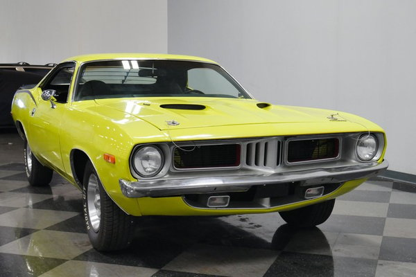 1972 Plymouth Cuda 340 Tribute  for Sale $39,995