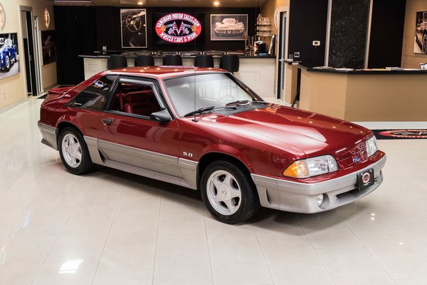 1992 Ford Mustang GT  for Sale $32,900