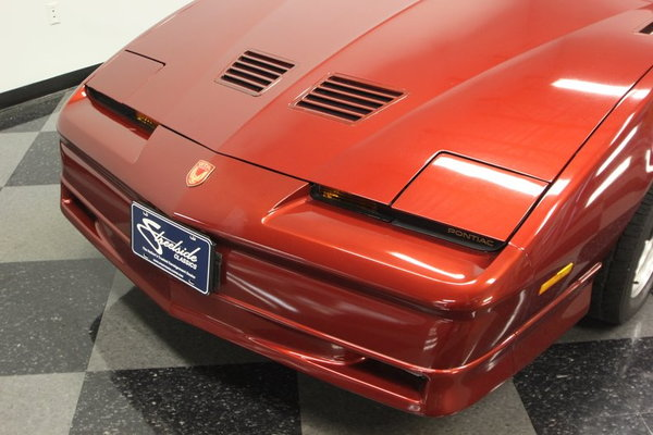 1987 Pontiac Firebird Trans Am GTA  for Sale $22,995