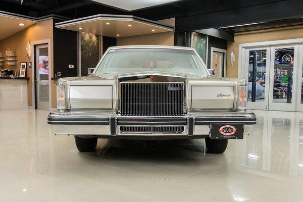 1980 Lincoln Continental Mark VI  for Sale $34,900