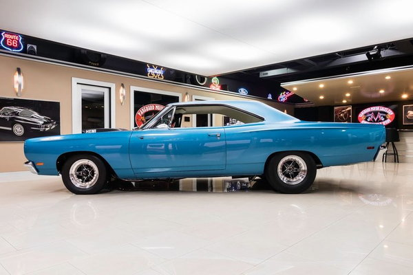 1969 Plymouth Road Runner Restomod  for Sale $89,900