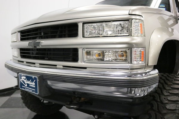 1999 Chevrolet Silverado 2500 4X4  for Sale $18,995