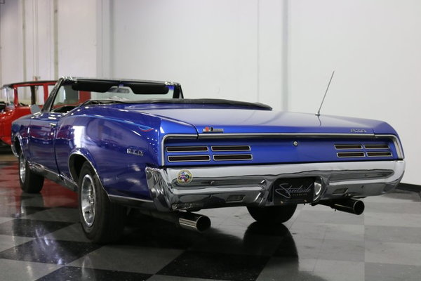 1967 Pontiac GTO Convertible  for Sale $44,995