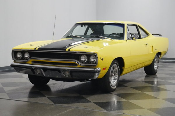 1970 Plymouth Road Runner  for Sale $49,995