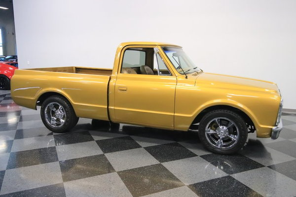 1972 Chevrolet C10  for Sale $24,995
