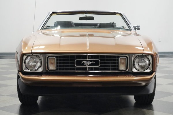 1973 Ford Mustang Convertible  for Sale $32,995