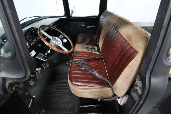 1956 Ford F-100 Big Window Restomod  for Sale $48,995
