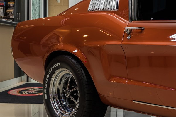 1968 Ford Mustang Fastback Restomod  for Sale $79,900