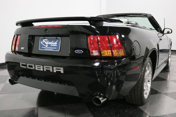 2001 Ford Mustang SVT Cobra  for Sale $18,995