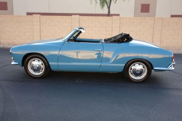 1967 Volkswagen  Karmann Ghia  for Sale $37,950