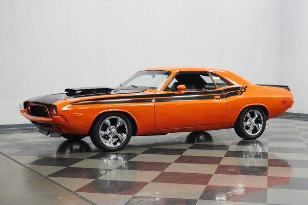 1973 Dodge Challenger R/T Tribute  for Sale $29,995