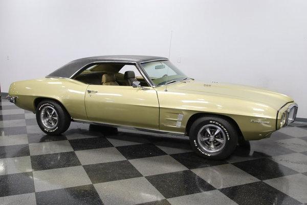 1969 Pontiac Firebird  for Sale $32,995