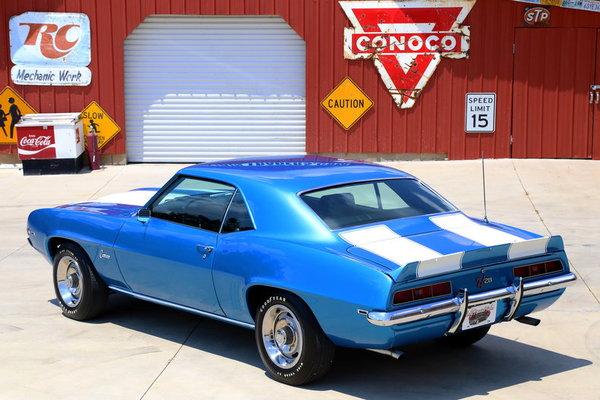 1969 Chevrolet Camaro Z/28  for Sale $99,995