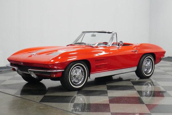 1963 Chevrolet Corvette  for Sale $53,995