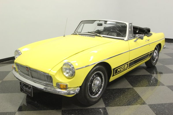 1964 MG MGB  for Sale $9,995