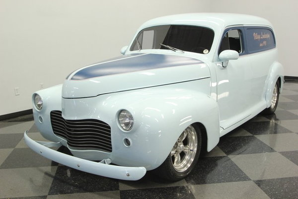 1941 Chevrolet Sedan Delivery  for Sale $25,995