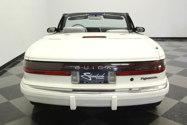 1990 Buick Reatta Convertible  for Sale $21,995