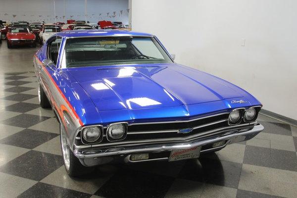 1969 Chevrolet Chevelle Malibu  for Sale $37,995