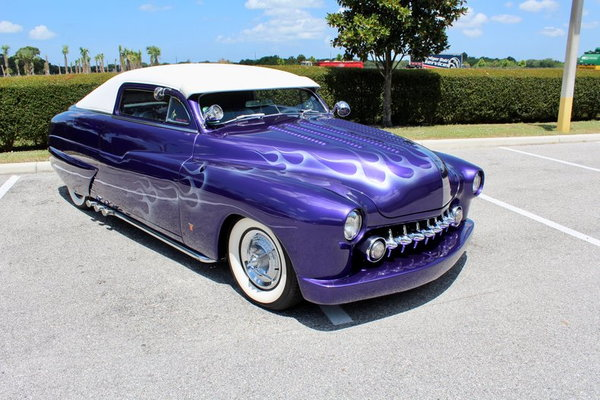 1950 Mercury Barris Custom  for Sale $51,900