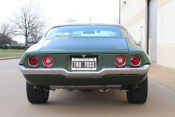 1970 Chevrolet Camaro  for Sale $58,000