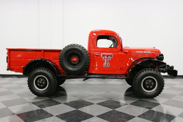 1952 Dodge Power Wagon  for Sale $54,995