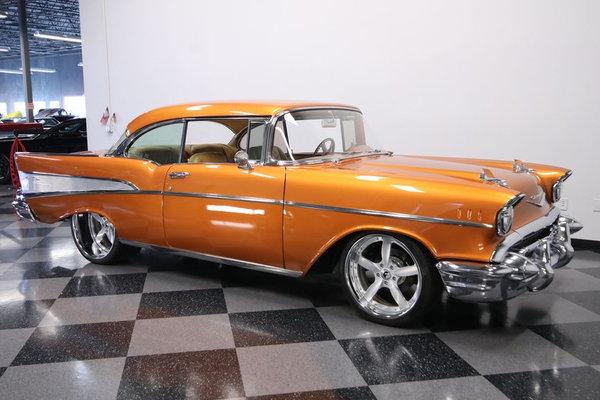 1957 Chevrolet Bel Air Restomod  for Sale $74,995