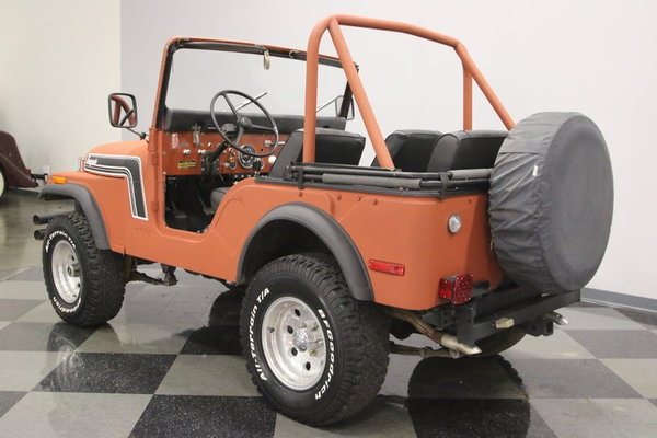 1974 Jeep CJ5 Renegade  for Sale $16,995