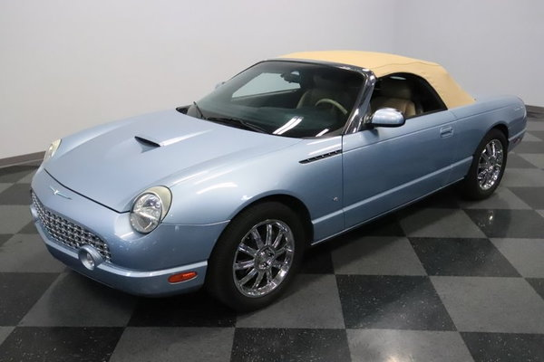 2004 Ford Thunderbird Convertible  for Sale $18,995