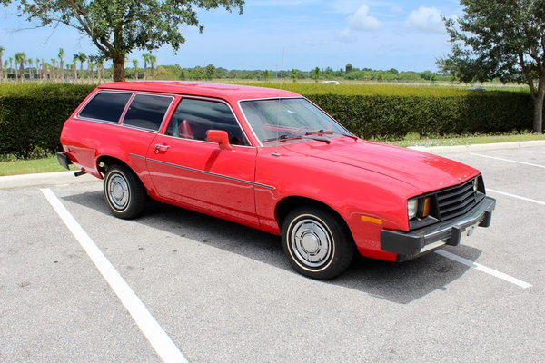 1979 Ford Pinto  for Sale $15,879