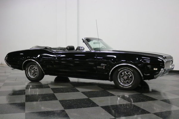 1969 Oldsmobile Cutlass S Convertible  for Sale $34,995