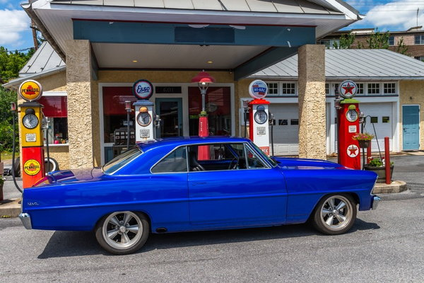 ONE OF A KIND ...1967 Chevrolet Chevy II
